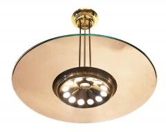 Max Ingrand Fontana Arte Ceiling Light Model 1508 by Max Ingrand - 1780818