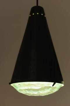 Max Ingrand Max Ingrand 2126 Model 3 Light Ceiling Pendant c 1961 - 1089331