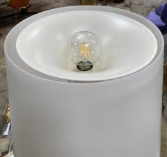 Max Ingrand Max Ingrand Glass Table Lamp for Fontana Arte Italy 1960s - 1204641