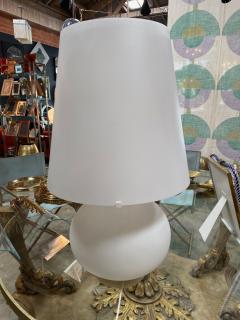 Max Ingrand Max Ingrand Glass Table Lamp for Fontana Arte Italy 1960s - 1204645