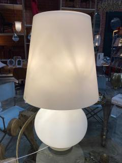 Max Ingrand Max Ingrand Glass Table Lamp for Fontana Arte Italy 1960s - 1204646
