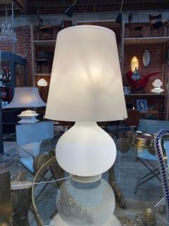 Max Ingrand Max Ingrand Glass Table Lamp for Fontana Arte Italy 1960s - 1204648