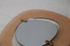 Max Ingrand Max Ingrand Mid Century mirror for Fontana Arte Italy 1950s - 1386301