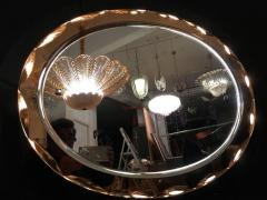 Max Ingrand Mirror Attributed to Max Ingrand for Fontana Arte 1960s - 665868
