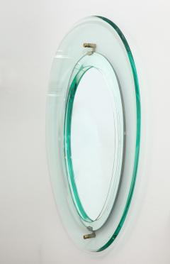 Max Ingrand Oval Mirror 2085 by Max Ingrand for Fontana Arte - 1223276