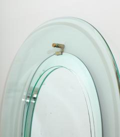 Max Ingrand Oval Mirror 2085 by Max Ingrand for Fontana Arte - 1223277