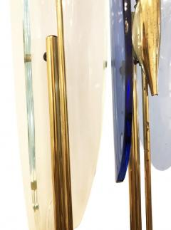 Max Ingrand Pair of Dalia Sconces by Max Ingrand for Fontana Arte - 1092086