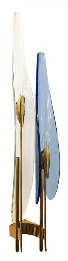 Max Ingrand Pair of Dalia Sconces by Max Ingrand for Fontana Arte - 1092089