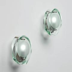 Max Ingrand Pair of Micro Wall Lights - 1067262