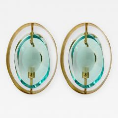 Max Ingrand Pair of sconces in the style of Max Ingrand modele 2020 - 732050