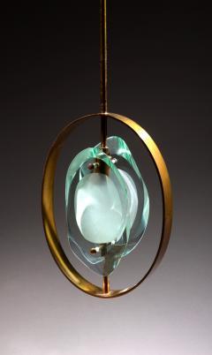 92681b6da45 Max Ingrand Pendant Ceiling Light No 1933 by Max Ingrand for Fontana Arte -  40989