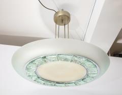 Max Ingrand Rare Ceiling Light 2459 by Max Ingrand for Fontana Arte - 1853408