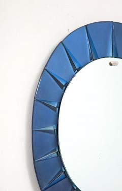 Max Ingrand Rare Circular Mirror by Max Ingrand for Fontana Arte - 1928644