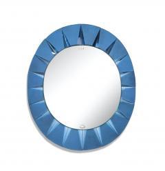 Max Ingrand Rare Circular Mirror by Max Ingrand for Fontana Arte - 1928649
