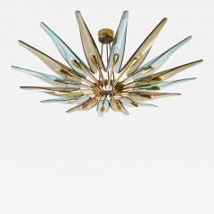 Max Ingrand Rare Dahlia Chandelier by Max Ingrand - 1071499