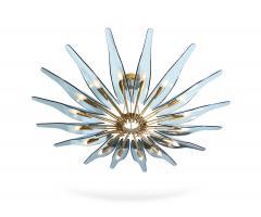 Max Ingrand Rare Dahlia Chandelier by Max Ingrand for Fontana Arte - 1187554