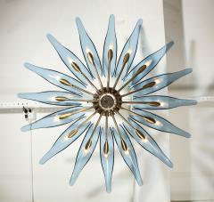 Max Ingrand Rare Dahlia Chandelier by Max Ingrand for Fontana Arte - 1187556