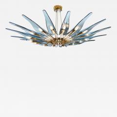 Max Ingrand Rare Dahlia Chandelier by Max Ingrand for Fontana Arte - 1198510