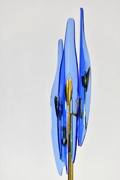 Max Ingrand Rare Dahlia Floor Lamp - 950581
