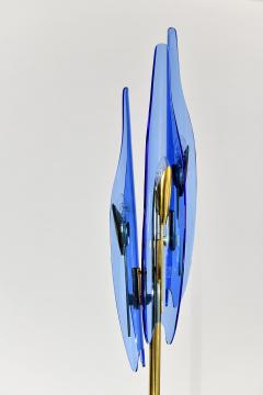 Max Ingrand Rare Dahlia Floor Lamp - 950582