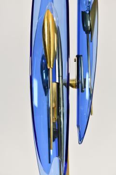 Max Ingrand Rare Dahlia Floor Lamp - 950583