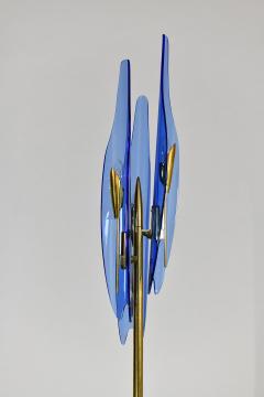 Max Ingrand Rare Dahlia Floor Lamp - 950584
