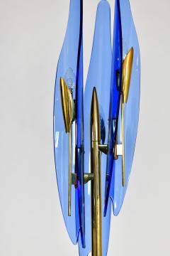 Max Ingrand Rare Dahlia Floor Lamp - 950585