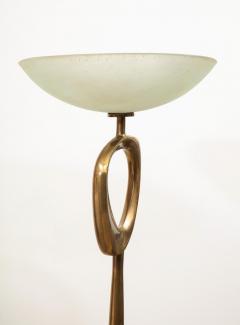 Max Ingrand Rare Floor Lamp by Max Ingrand for Fontana Arte - 1853453