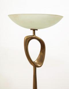 Max Ingrand Rare Floor Lamp by Max Ingrand for Fontana Arte - 1853456