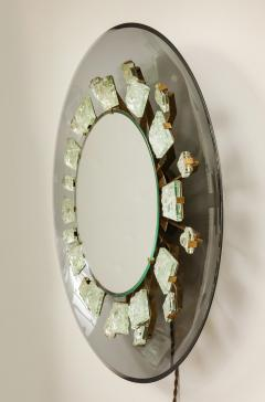 Max Ingrand Rare Illuminated Mirror by Max Ingrand - 1187516