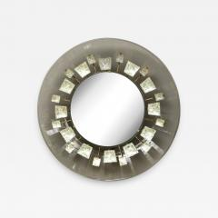 Max Ingrand Rare Illuminated Mirror by Max Ingrand - 1223558