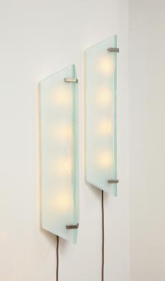 Max Ingrand Rare Pair of 2443 Sconces by Max Ingrand for Fontana Arte - 1007982