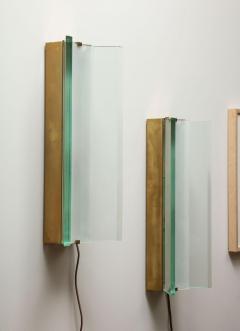 Max Ingrand Rare Sconces Model 2052 by Max Ingrand for Fontana Arte - 1833241