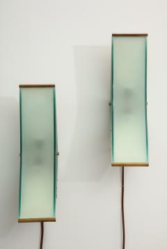 Max Ingrand Rare Wall Sconces 2135 by Max Ingrand for Fontana Arte - 1252290