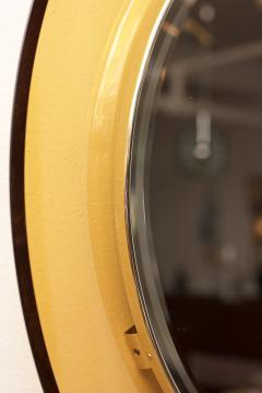 Max Ingrand Round mirror by Max Ingrand for Fontana Arte model 1669 Italy 1960 - 707226