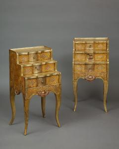 Max Kuehne Pair of Tables - 540343
