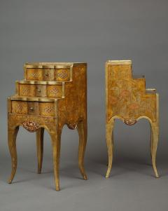 Max Kuehne Pair of Tables - 540345