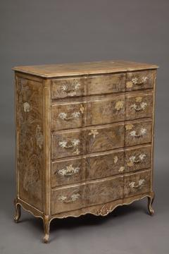 Max Kuehne Tall Chest of Drawers - 640326