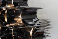 Max Sauze Black Cassiope Lighting by Max and Sebastien Sauze - 867199