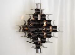 Max Sauze Black Cassiope Lighting by Max and Sebastien Sauze - 867201