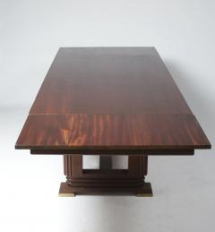Maxime Old Dining table in the style of Maxime Old France 1940 1950 - 1258487