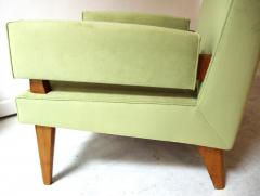 Maxime Old Maxime Old Pair of armchairs 369 model France 1955 1958 - 918363