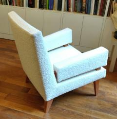 Maxime Old Maxime Old Pair of armchairs 369 model France 1955 1958 - 1489833