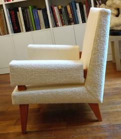 Maxime Old Maxime Old Pair of armchairs 369 model France 1955 1958 - 1489840