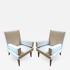 Maxime Old Maxime Old Pair of armchairs 369 model France 1955 1958 - 1491051