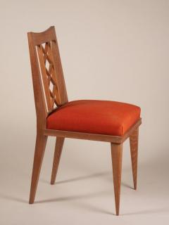 Maxime Old Maxime Old Set of 6 Oak Dining Chairs - 1549657