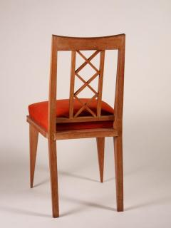 Maxime Old Maxime Old Set of 6 Oak Dining Chairs - 1549659