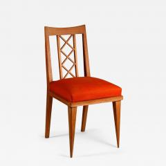 Maxime Old Maxime Old Set of 6 Oak Dining Chairs - 1551164