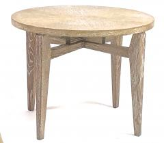 Maxime Old Maxime Old cerused oak modernist coffee table - 1162992