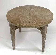 Maxime Old Maxime Old cerused oak modernist coffee table - 1162993